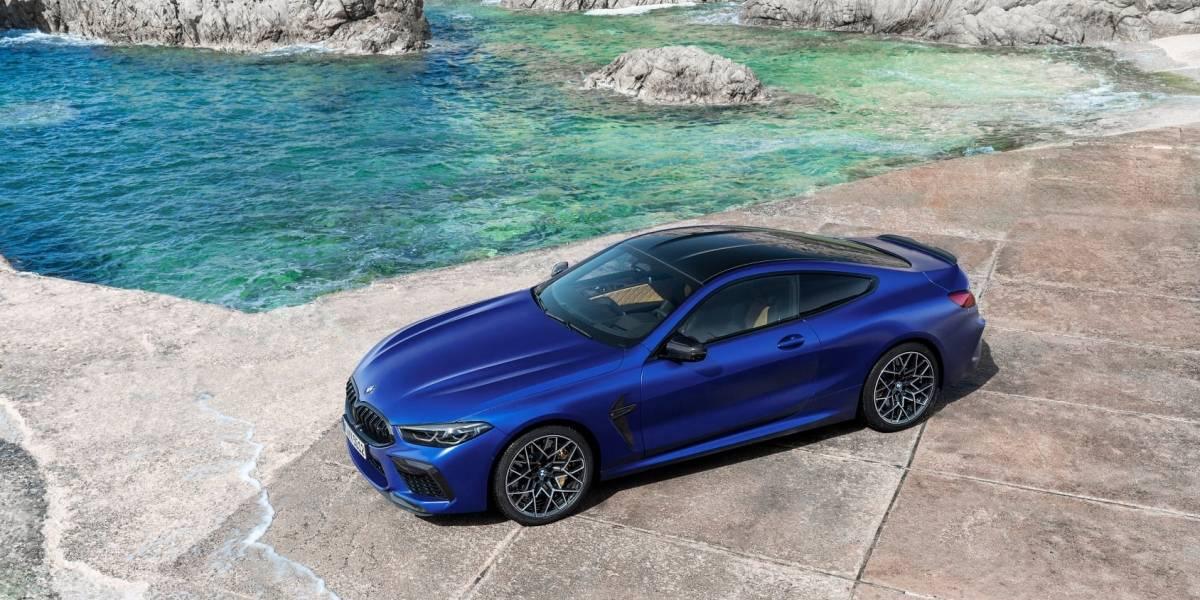 Bienvenidos: BMW M8 Coupé Competition y M8 Gran Coupé Competition