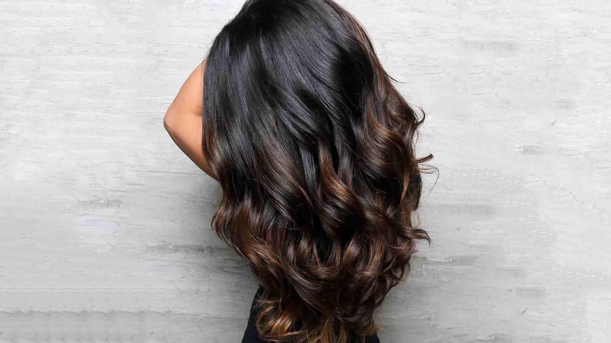 tonos de cabello oscuro