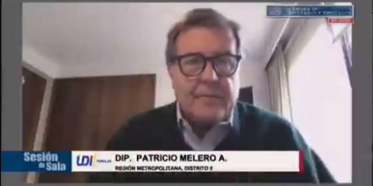 """""""Soy diputado justamente de la clase media"""": la explicación de Patricio Melero para votar en contra del retiro de fondos AFP"""