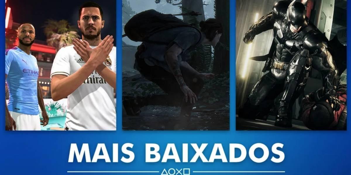 Conheça os jogos mais baixados da PlayStation Store do mês de junho