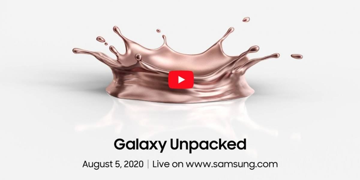 Samsung Galaxy Unpacked 2020: veja como assistir ao evento
