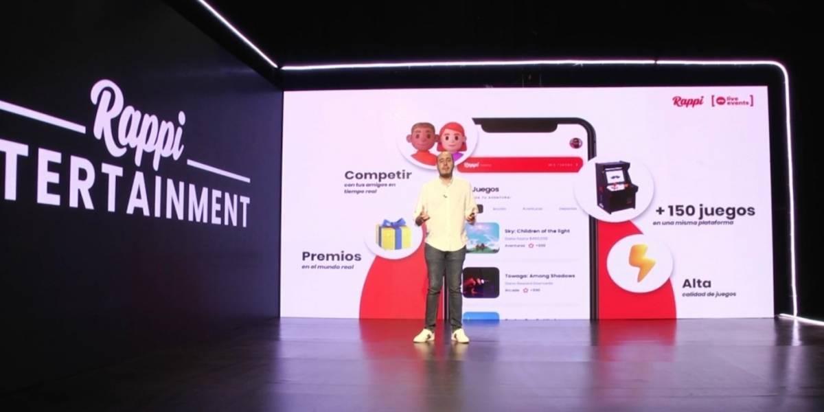 """Aplicación de delivery quiere ser una """"super app"""" agregando juegos, música, eventos y compras en vivo"""