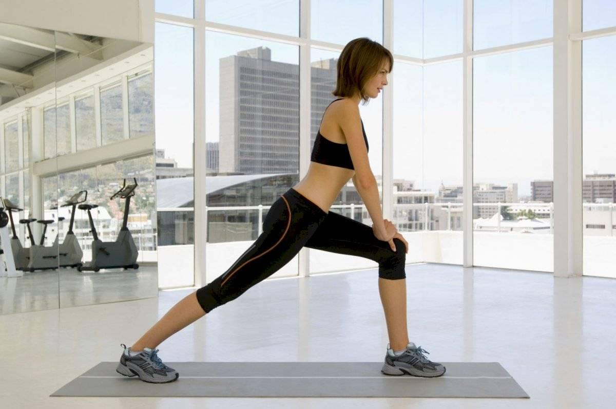 Los desplantes es uno de los ejercicios más efectivos