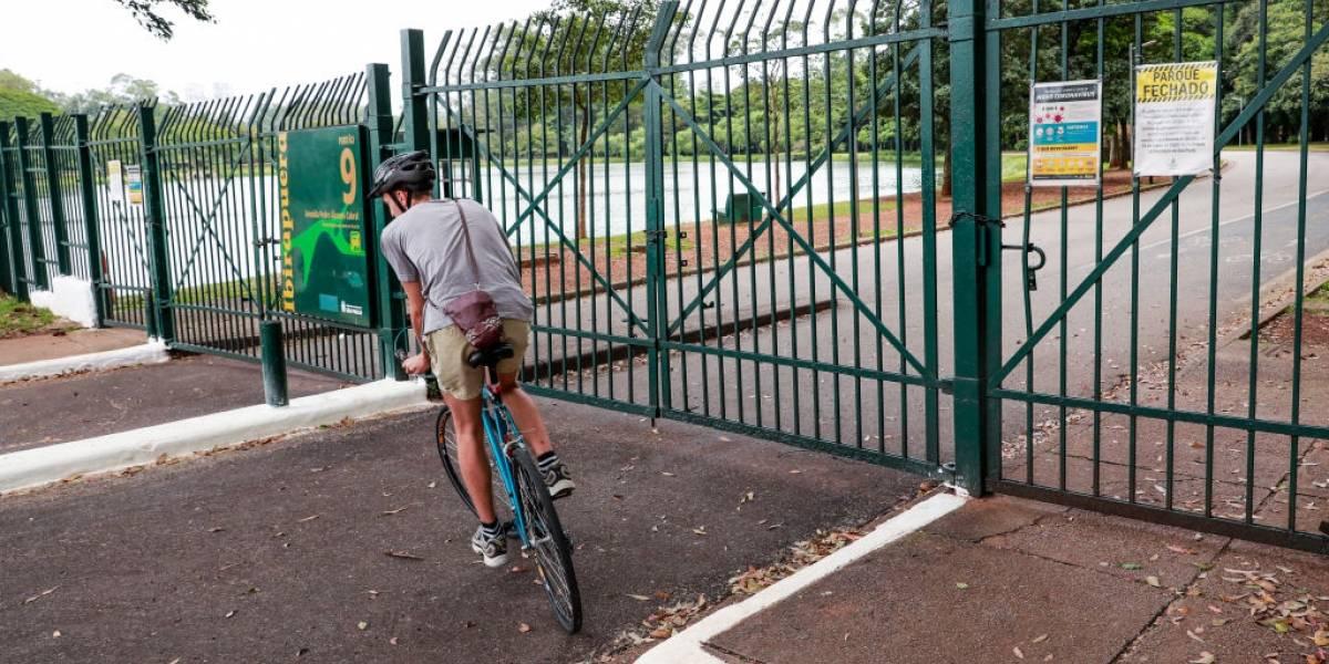 Governo de São Paulo divide parques em categorias para iniciar reabertura