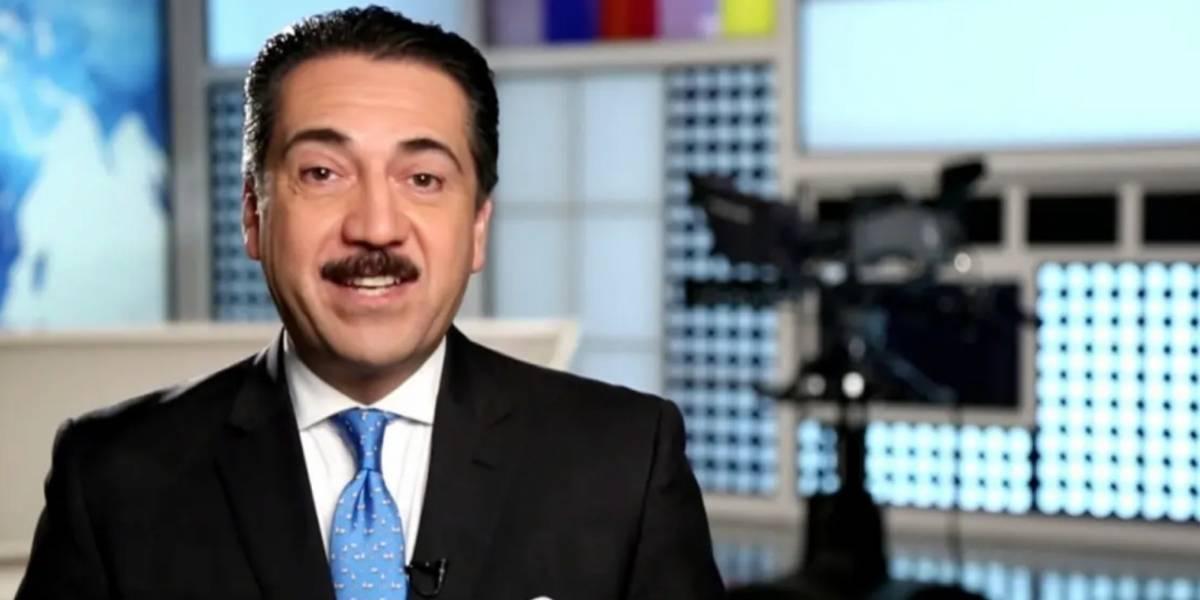 Jorge Zarza regresa a la televisión ¡tendrá noticiero el domingo por la mañana!