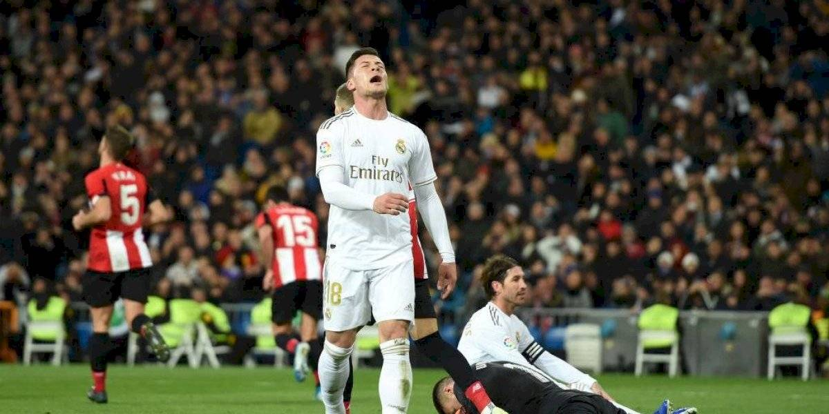 Real Madrid aísla a Jovic por contacto con persona con Covid — Reportes