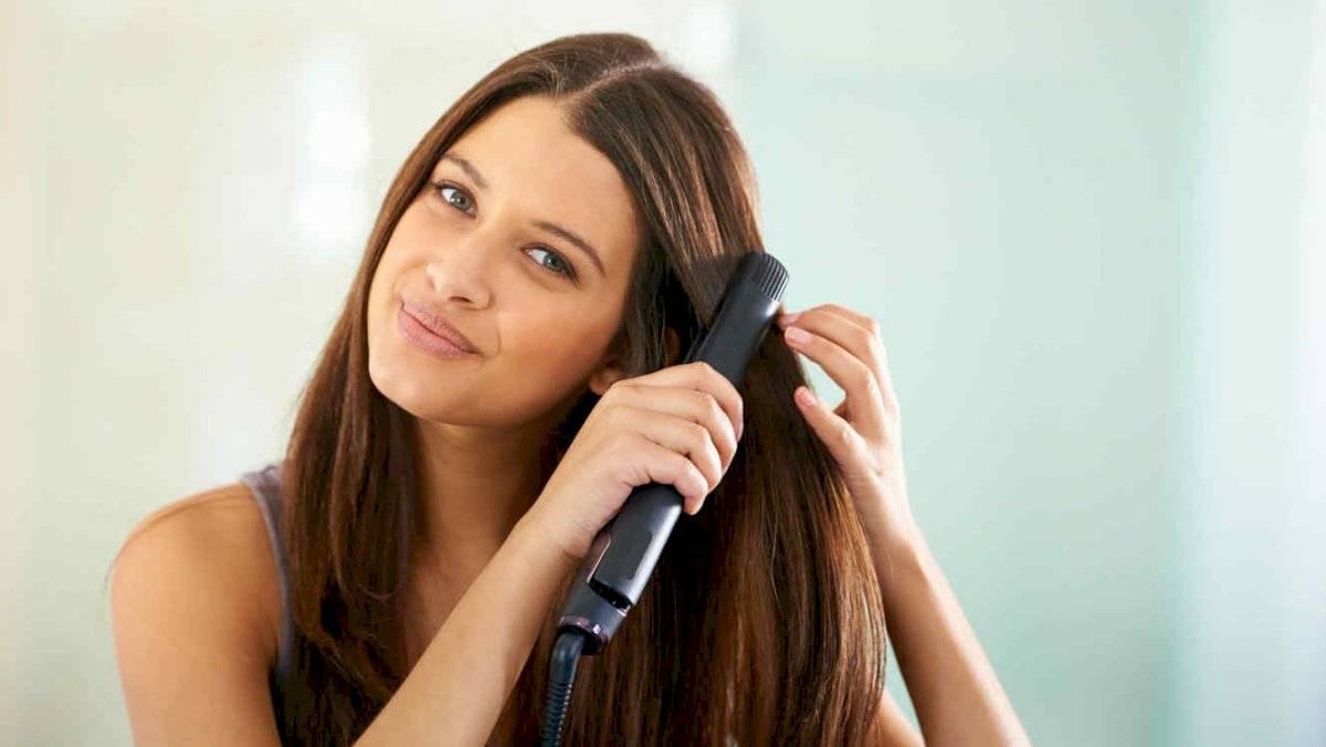 Los artículos como secadores y planchas deben ser de alta calidad para garantizar un mejor trato a tu cabello.