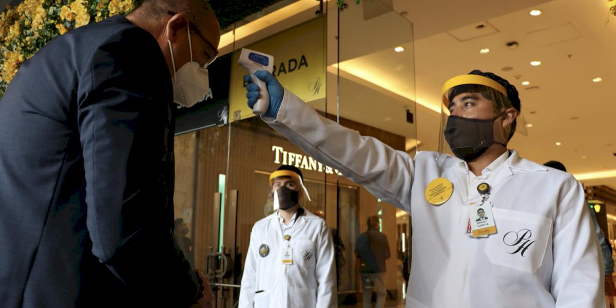 Elevados protocolos garantizan una experiencia de compra segura en Palacio de Hierro