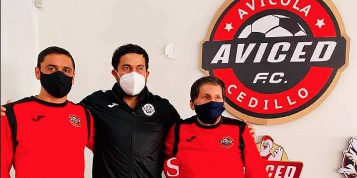 Jaime Iván Kaviedes es el nuevo refuerzo de Aviced FC en la segunda categoría de Azuay