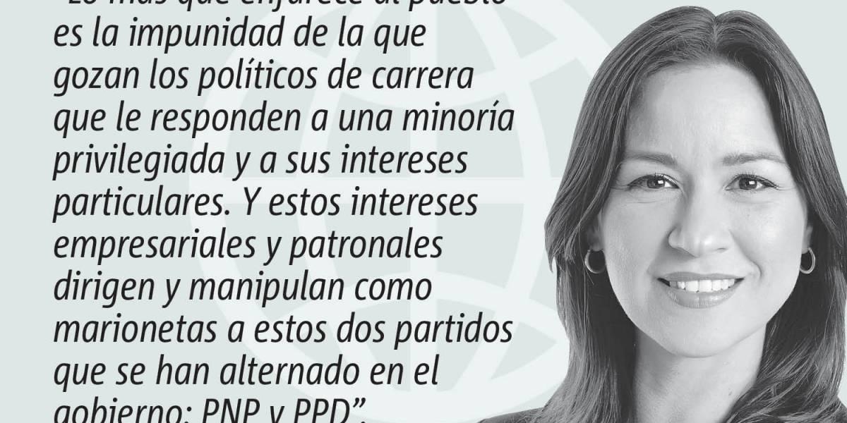 Opinión de Rosa Seguí: La impunidad: otro vicio del bipartidismo