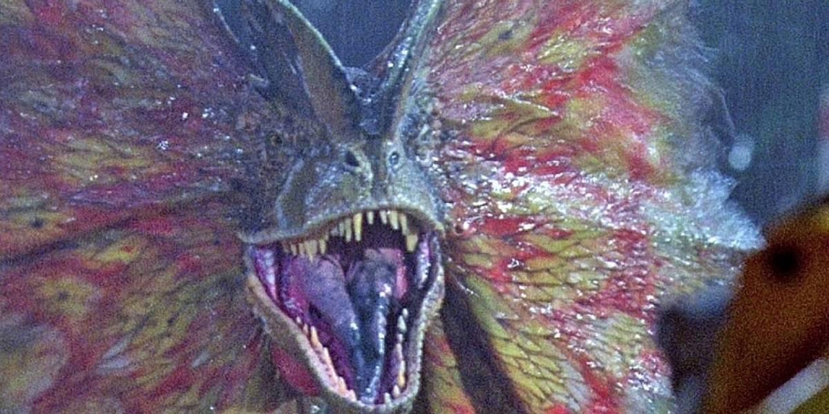 """Jurassic Park: fósiles revelan que el Dilophosaurus """"era más grande y mucho más poderoso"""" que en la película"""