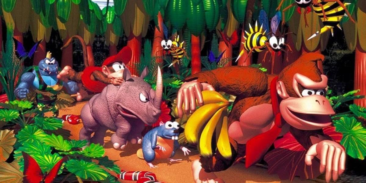 """¡Por fin! """"Donkey Kong Country"""" se sumará al catálogo de Nintendo Switch Online"""
