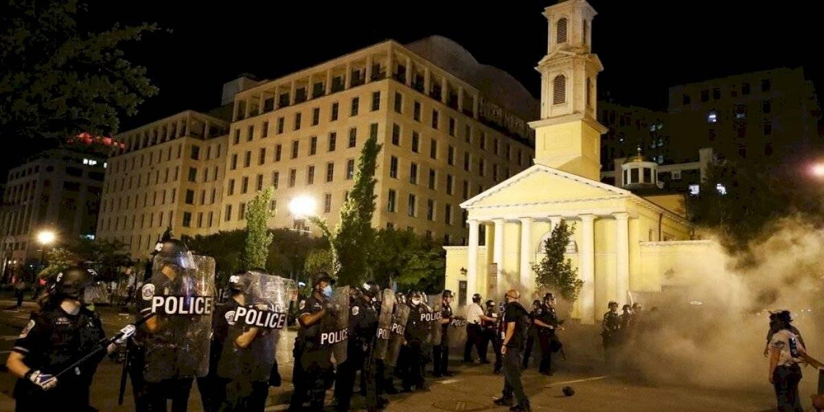 Iglesia de presidentes de EE. UU. vuelve a hacer historia