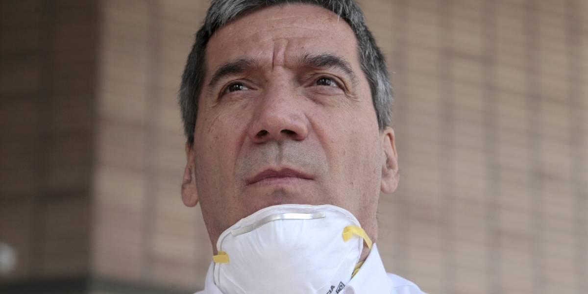 Alcalde de Independencia advierte de grave brote de coronavirus en el Hipódromo Chile