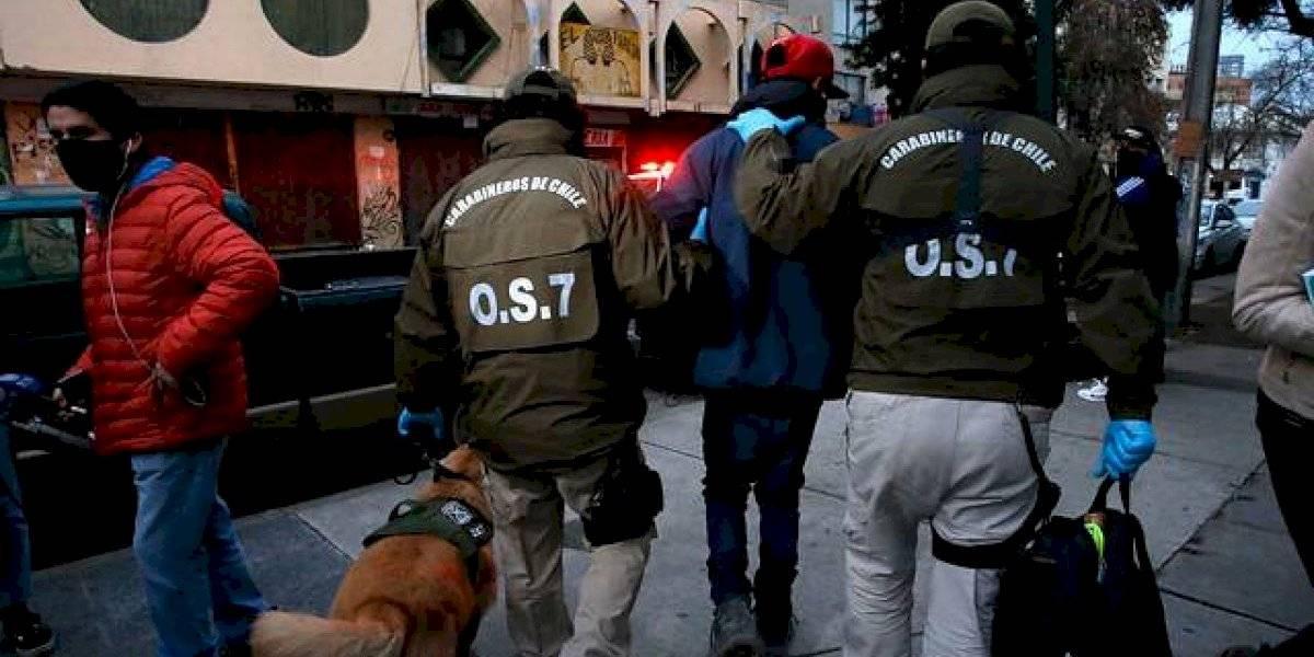 Salir de la cuarentena será difícil: fiscalización dejó 23 detenidos en apenas media hora