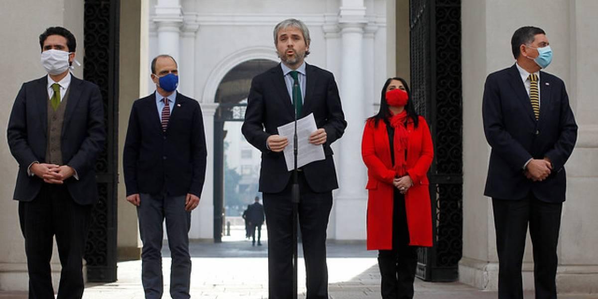 """Retiro de fondos AFP: Gobierno reconoce """"traspié"""" y pacta nuevo trato con Chile Vamos"""