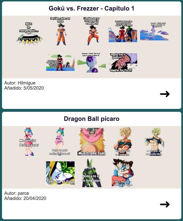 WhatsApp Dragon Ball