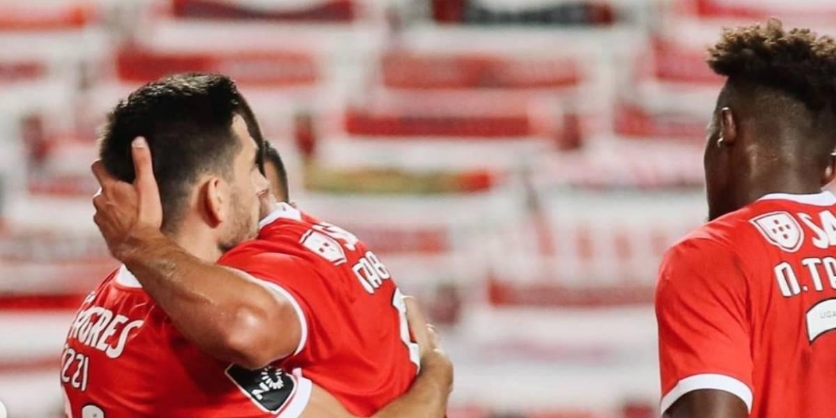 Famalicão x Benfica: Como assistir ao vivo o jogo pelo Campeonato Português
