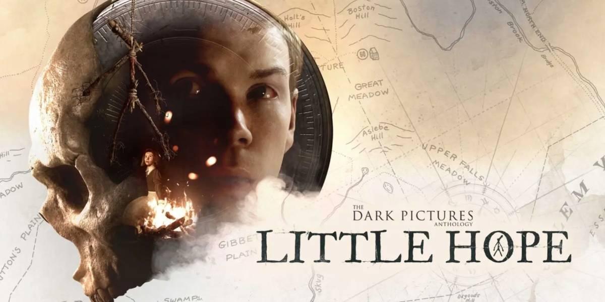 Game The Dark Pictures: Little Hope chega para PlayStation 4 em 30 de outubro