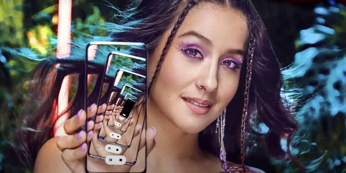 Denise Rosenthal lanzó una nueva canción hecha para los Galaxy A de Samsung
