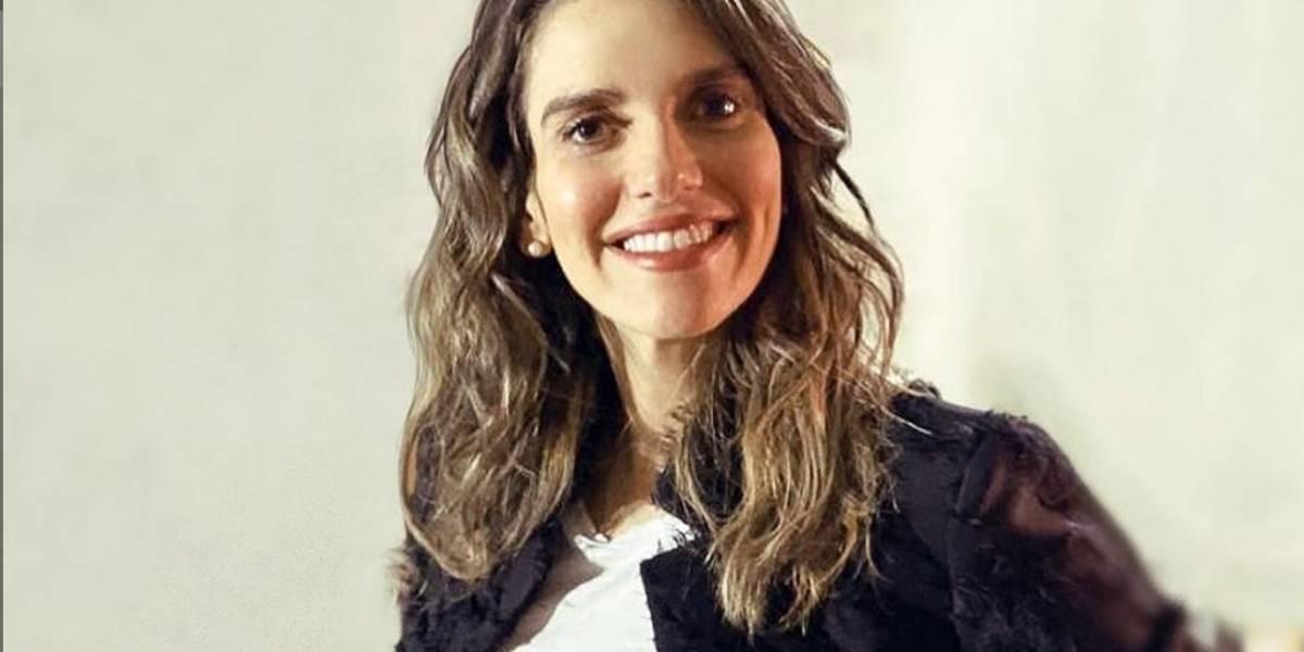 """María Luisa Godoy anuncia la llegada de su cuarto hijo: """"¡Nació mi príncipe!"""""""