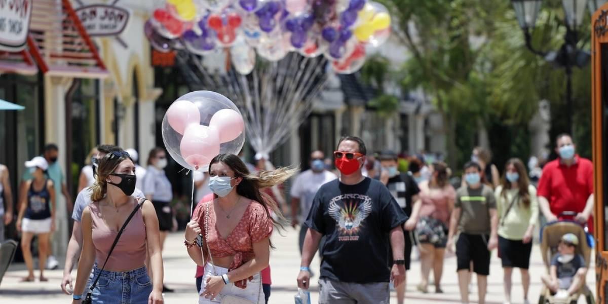 Florida registra número récord de contagios de COVID-19 con 15,300 casos