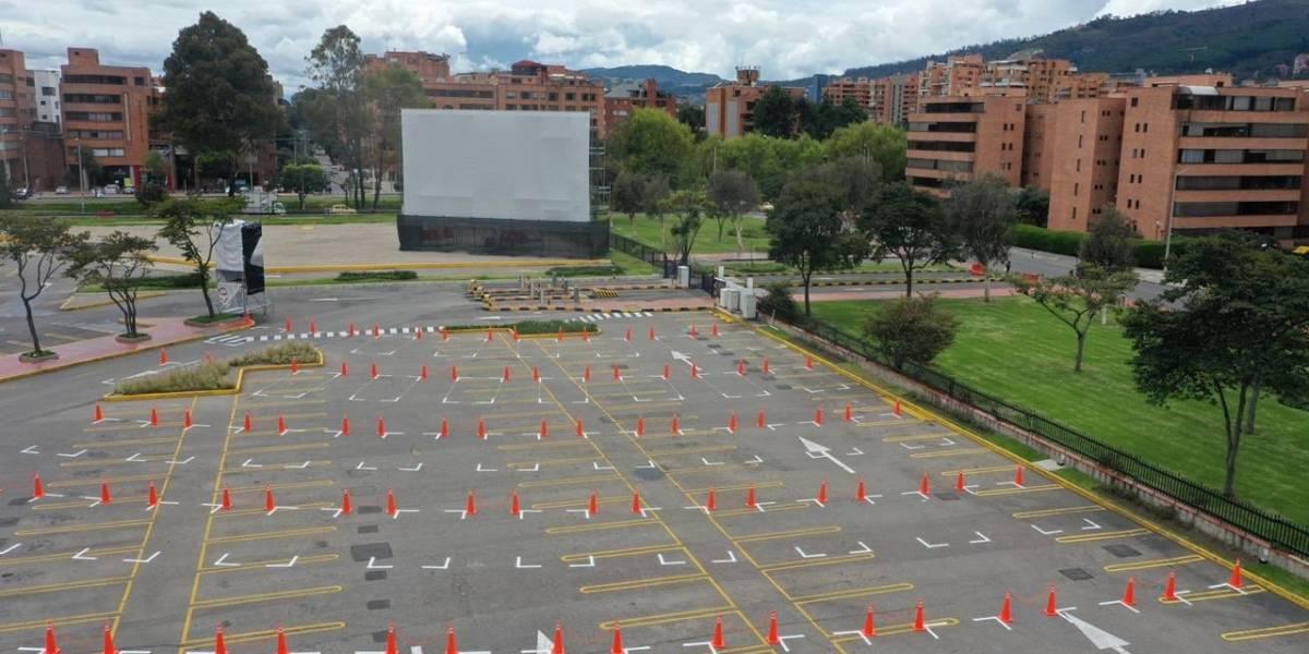 Vía libre al autocine de Unicentro: así podrá volver a ver películas en el centro comercial