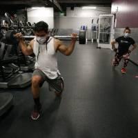 Aumenta cantidad de personas que pueden participar de entrenamientos grupales