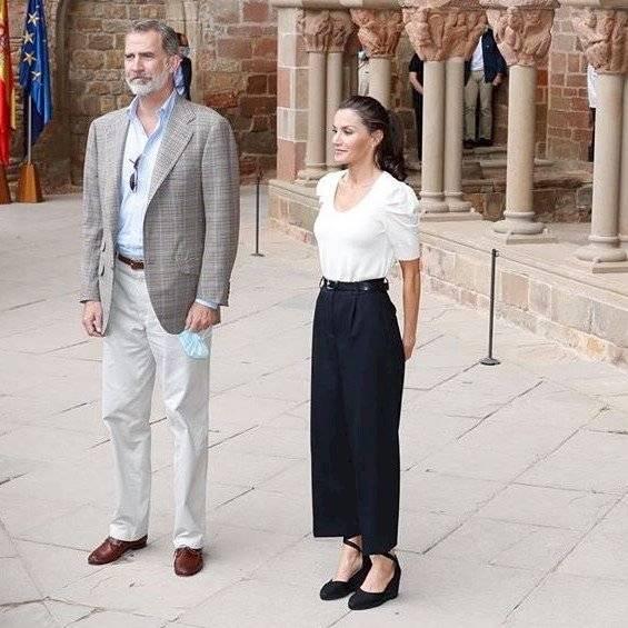 Reyes de España en Aragón