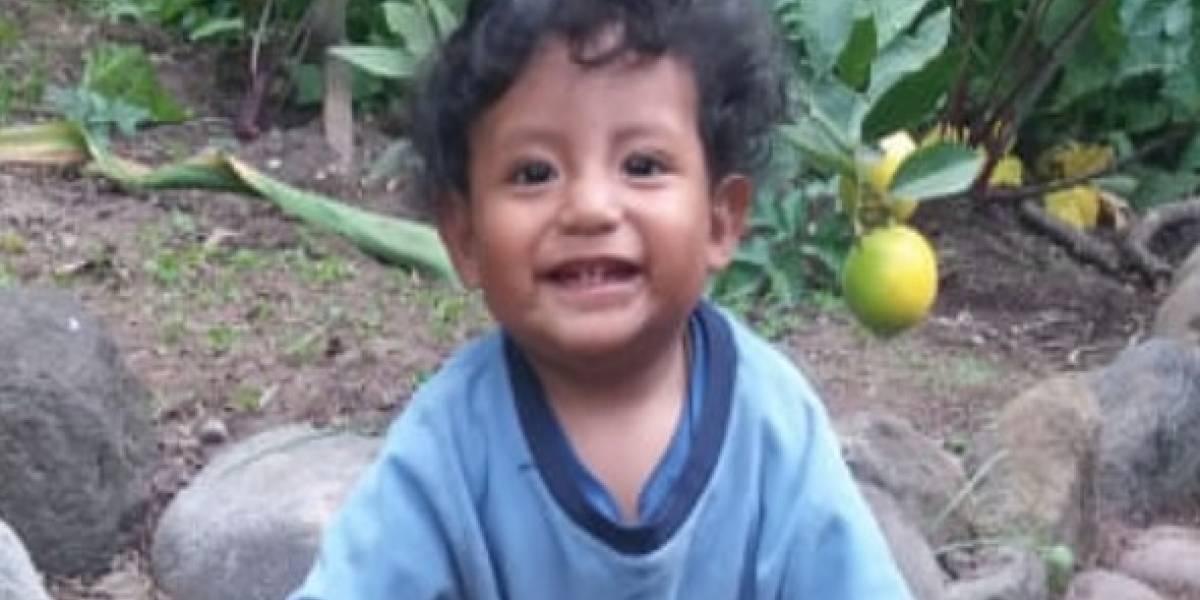 Policía activa 'Alerta Emilia' en la búsqueda de niño desaparecido en Ambato