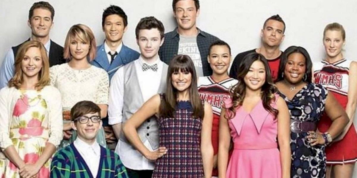 """La maldición que persigue al elenco de la serie """"Glee"""""""