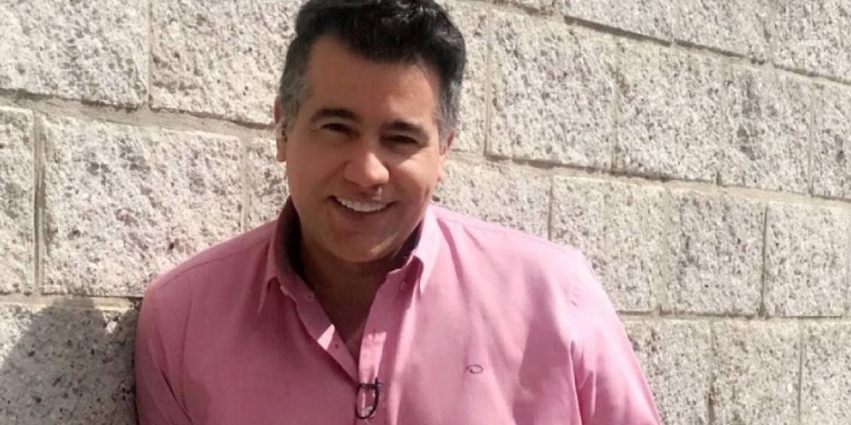 (VIDEO) Carlos Calero se vistió de 'Pedro, el escamoso' y despertó amores y odios