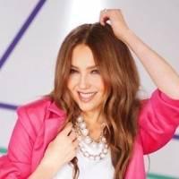 Thalía enamora a sus fans posando con una corona al estilo de