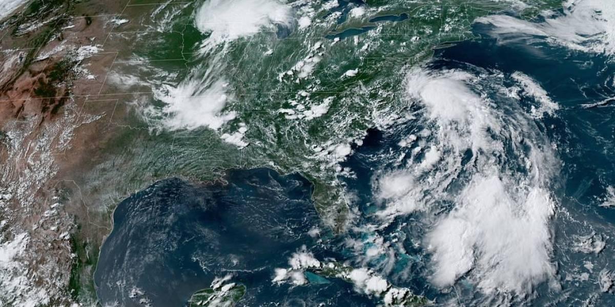 Nace la tormenta tropical Fay en el Atlántico