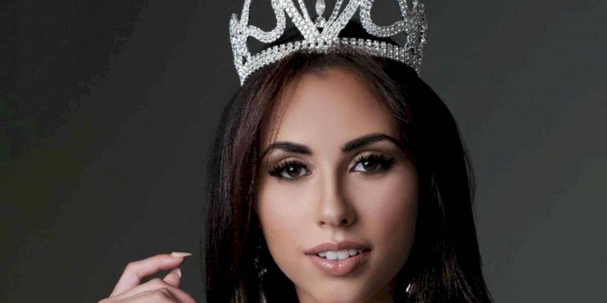 Estudiante de antropología se convierte en Miss Puerto Rico Petite 2020