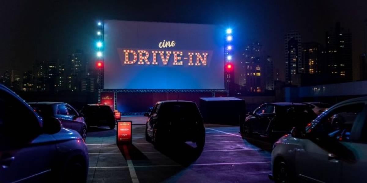 Shopping no Morumbi tem cine drive-in com grandes filmes; veja programação