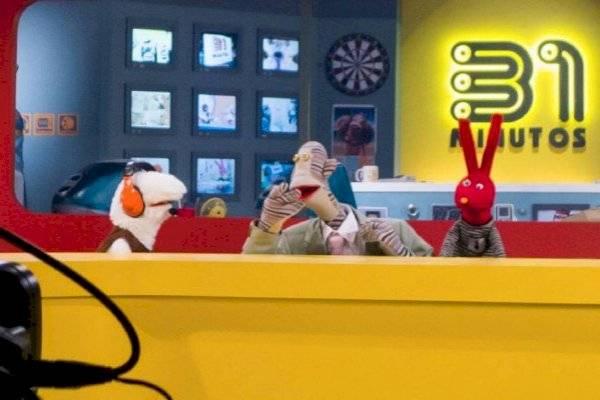 ¡Tulio estamos al aire! 31 Minutos superó en número de suscriptores a Los Muppets en Youtube