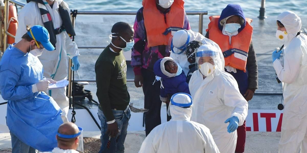UE.- Países de la UE y del norte de África discutirán el lunes cómo mejorar la lucha contra el tráfico de migrantes