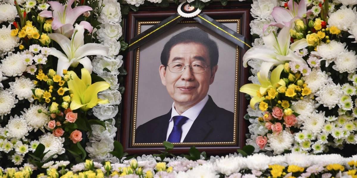 Familia difundirá texto con las últimas palabras del alcalde de Seúl