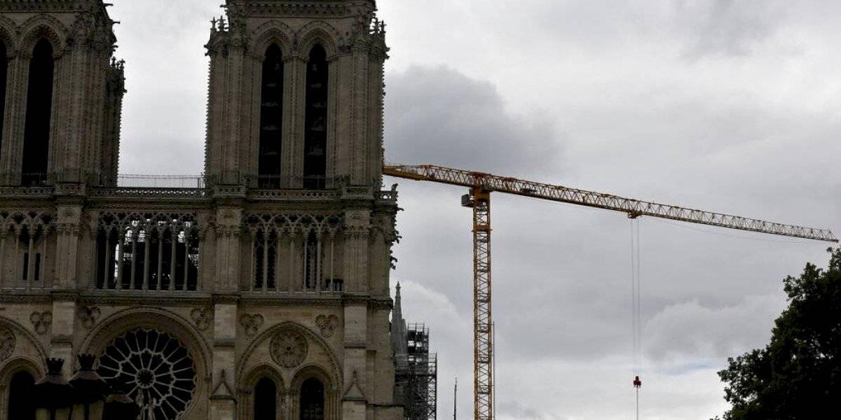 Reconstruirán la Catedral de Notre Dame tal como estaba