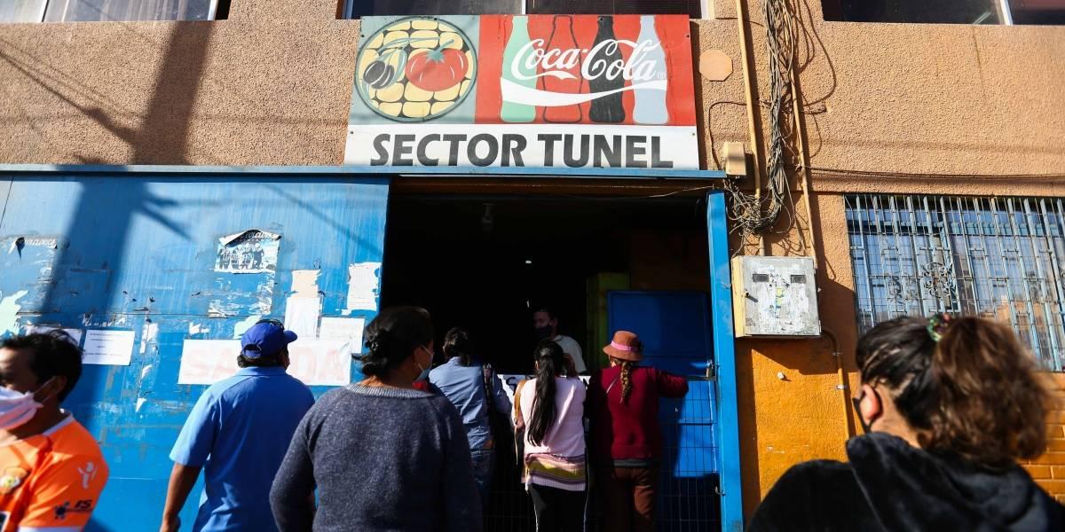 Seremi de Salud cierra el principal mercado de alimentos de Arica