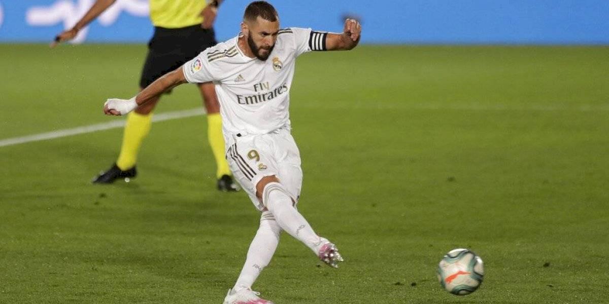 Real Madrid se acerca más a conquistar La Liga tras vencer al Alavés