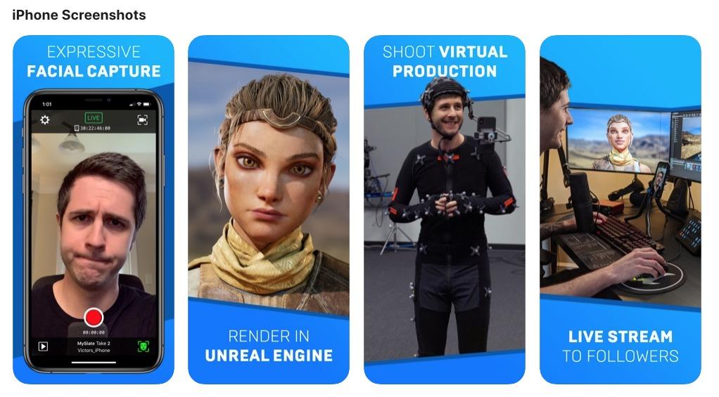 Epic Games iOS
