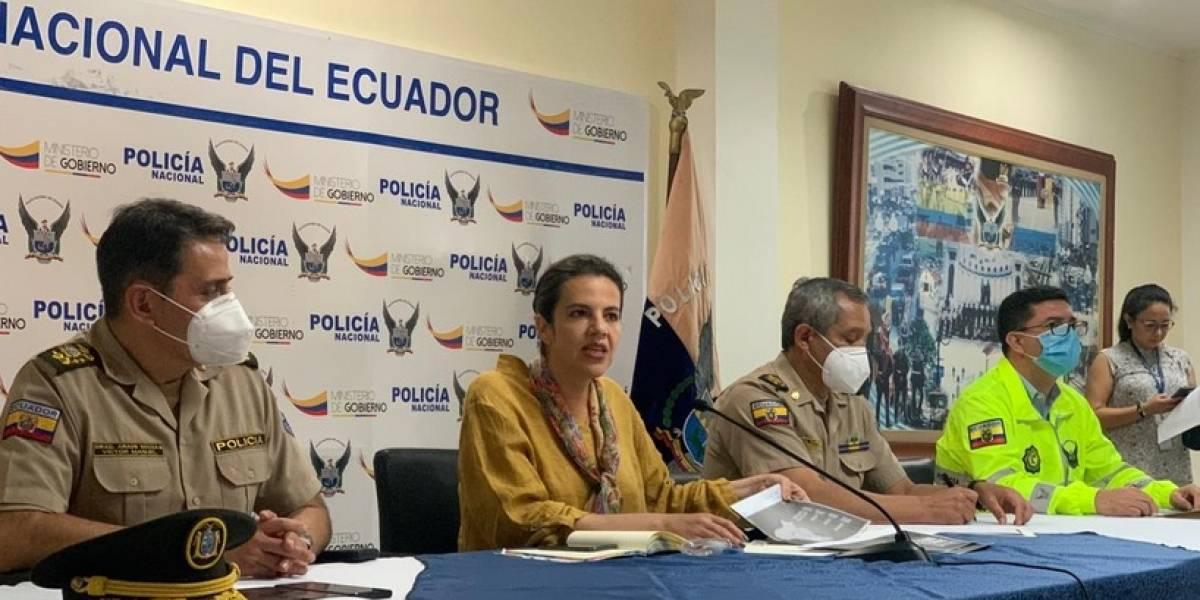 Policía desarticula 16 organizaciones, entre el 8 y 10 de julio