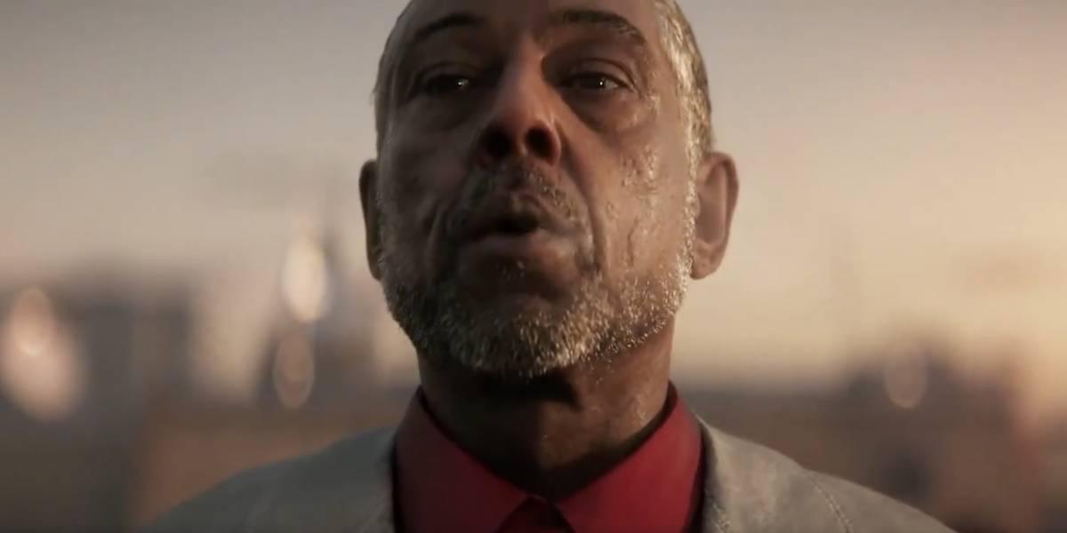 Far Cry 6: confirman que se presentará el domingo y que Giancarlo Esposito de Breaking Bad será el villano