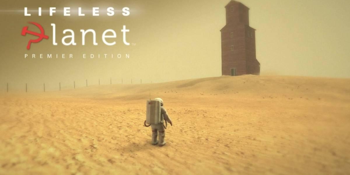 Título Lifeless Planet está disponível gratuitamente na Epic Games Store