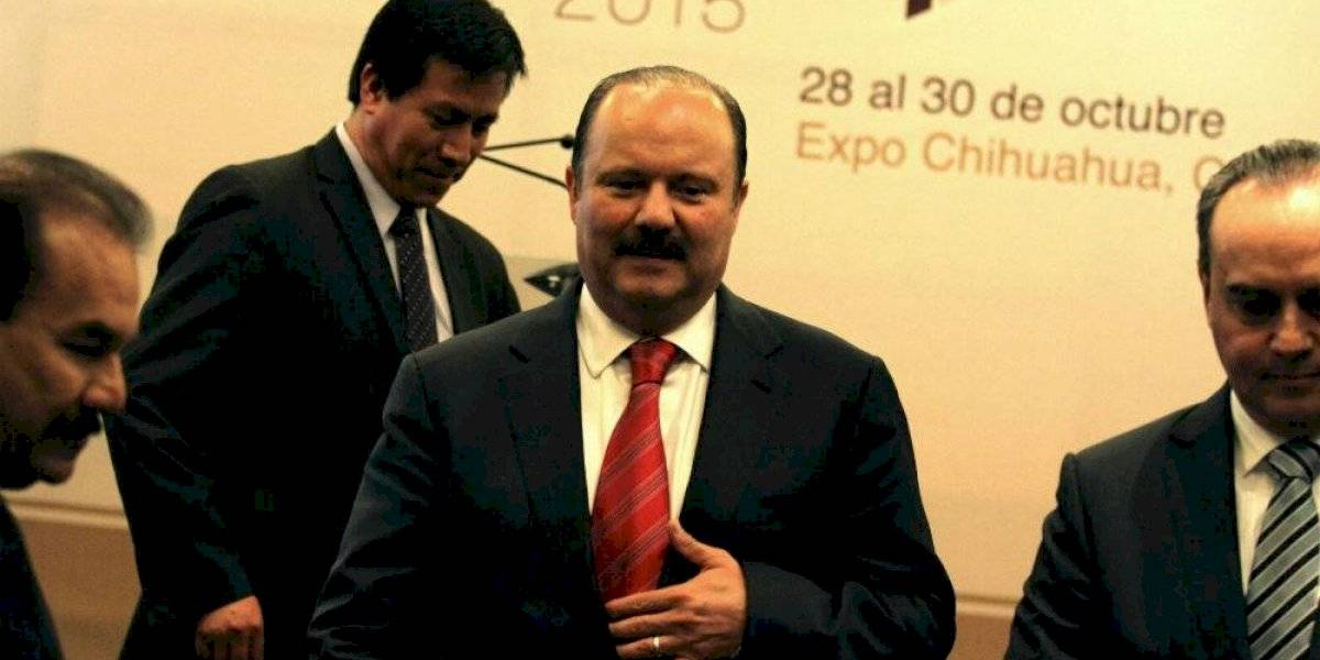 Niegan libertad condicional a César Duarte en su audiencia inicial en EU