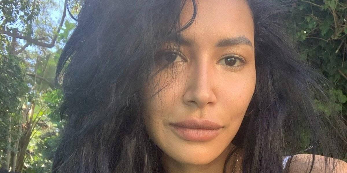 Revelan último video de la actriz Naya Rivera antes de iniciar su fatídico paseo en bote