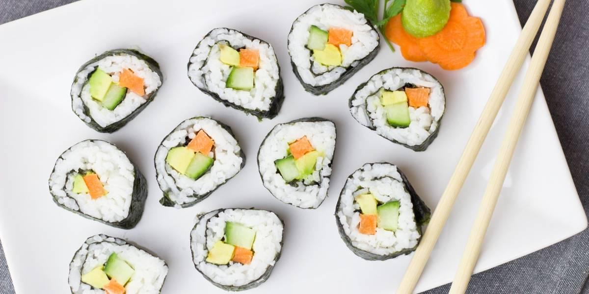 Receita para você aprender a fazer um sushi saboroso em casa