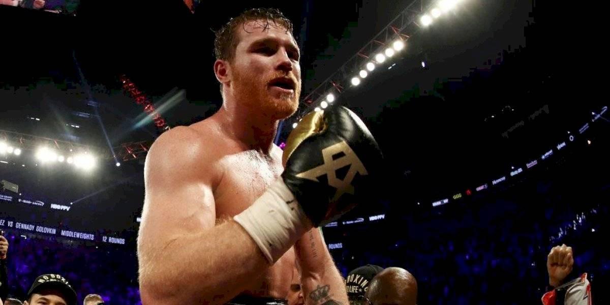 'Canelo' Álvarez bajaría su sueldo para sus próximas peleas
